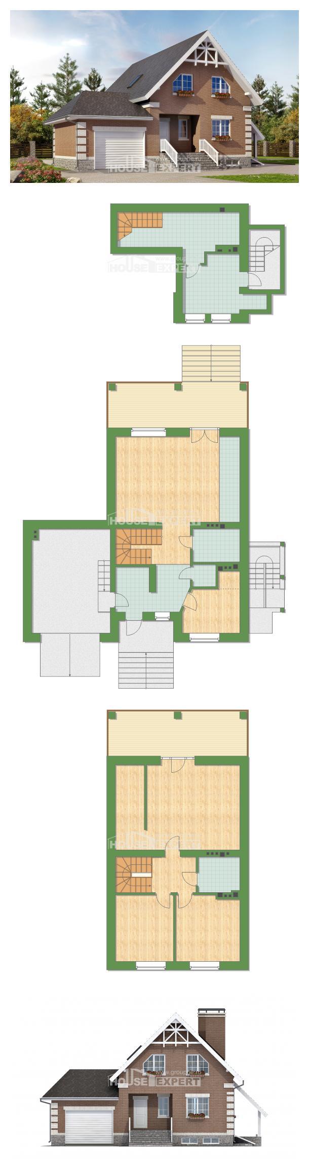 Проект дома 200-009-Л | House Expert