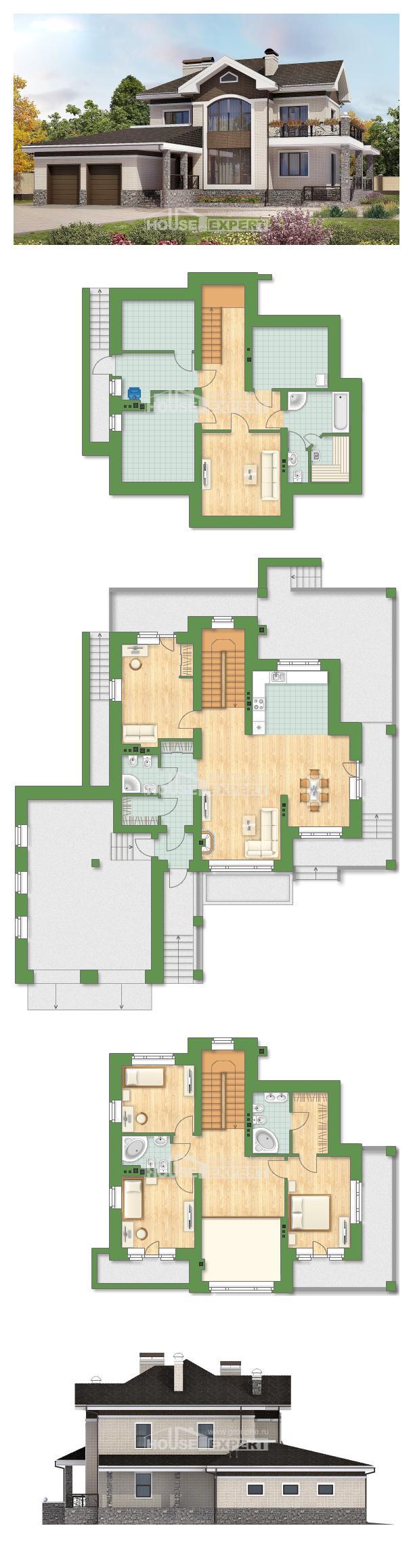 Проект дома 365-001-Л | House Expert
